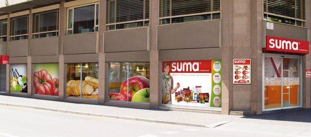 Supermercado Suma.