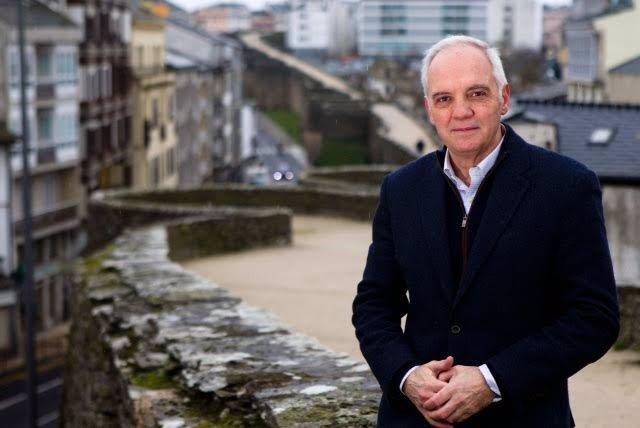 Joaquín García Díez, cabeza de lista al Congreso del PP por Lugo
