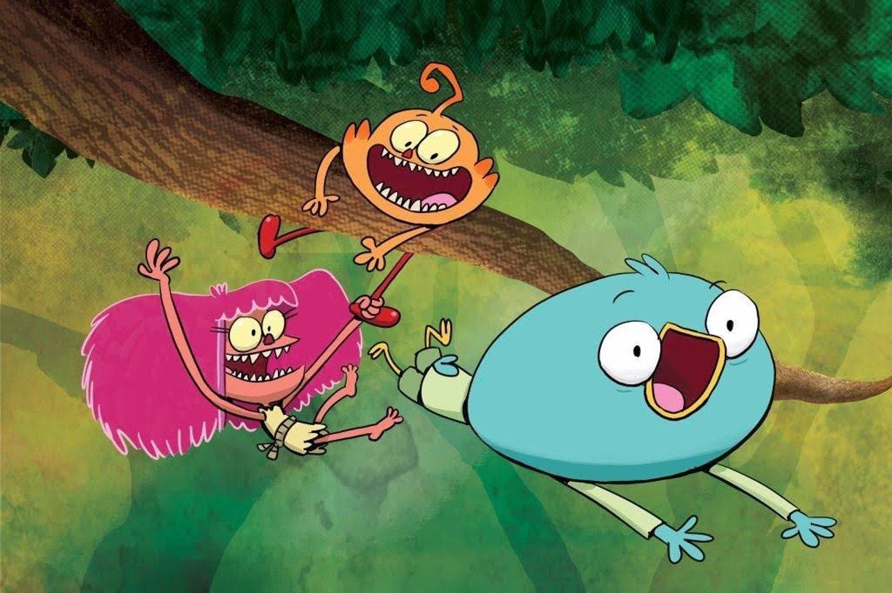 Harvey Beaks en Nickelodeon