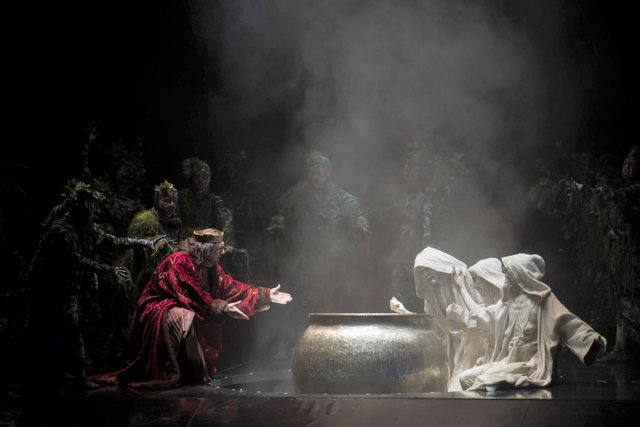 Macbeth abre la temporada 2015-2016 de Les Arts