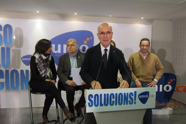 Josep Antoni Duran (Unió)