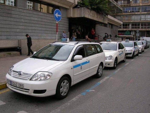 Taxis De Santander