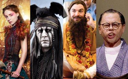 15 personajes vergonzosamente blanqueados por Hollywood