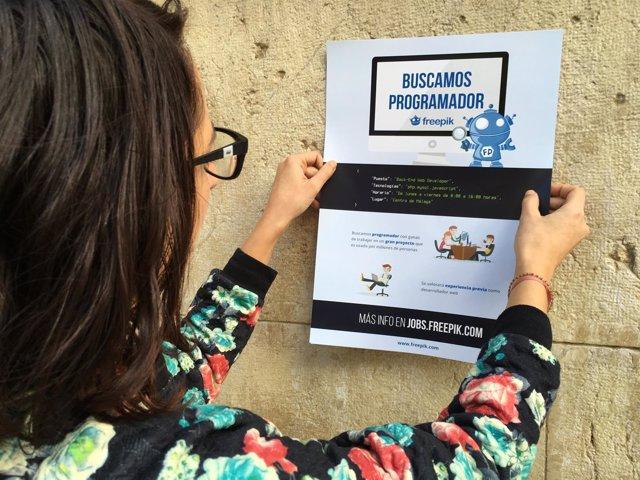 Freepik busca programadores en Málaga