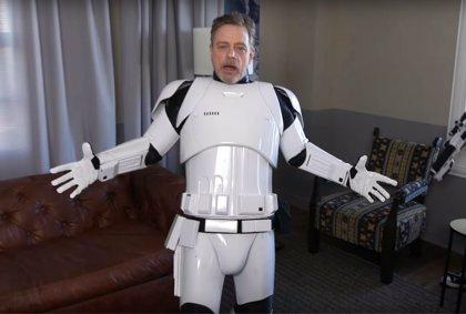 Star Wars: Luke Skywalker se pasa al Lado Oscuro... por una buena causa
