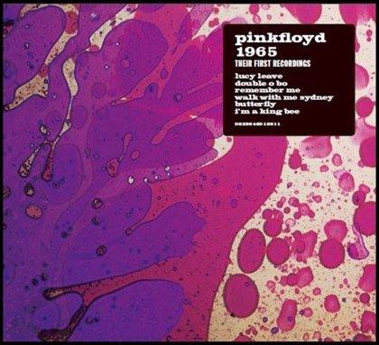 Pink Floyd publican sus primeras grabaciones en un nuevo EP