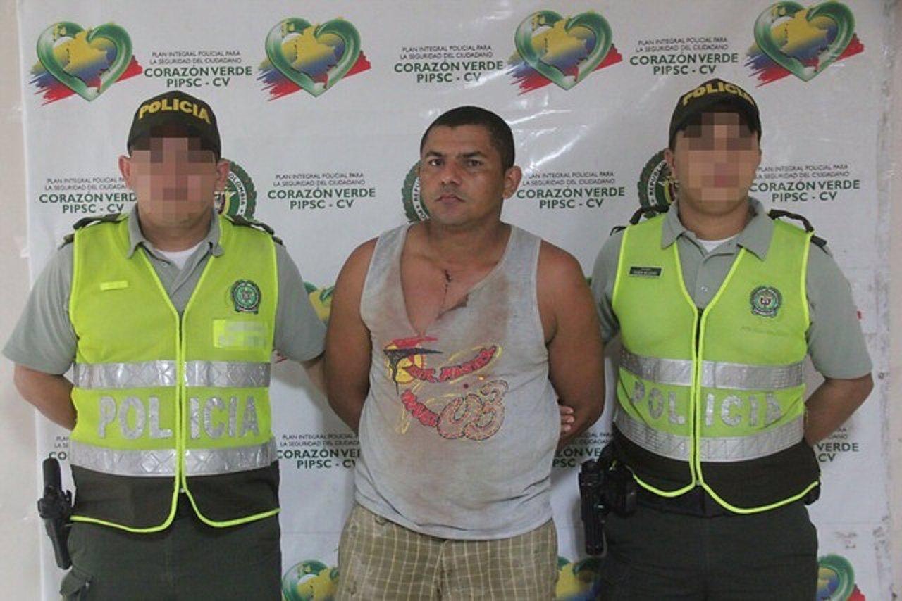 Disputa en Colombia