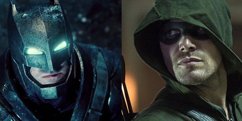 Stephen Amell: Arrow vencería a Batman en una pelea