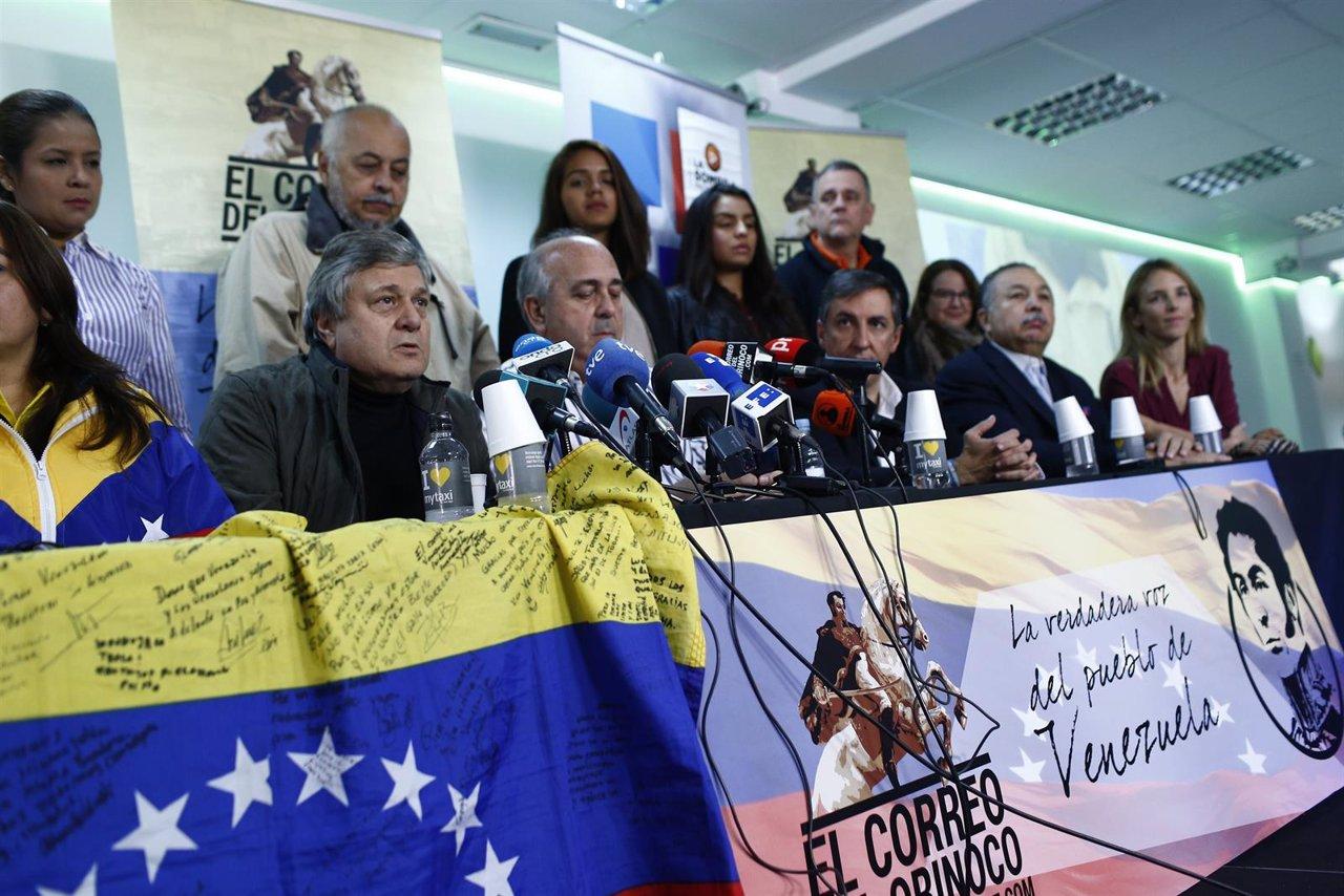 El padre de Leopoldo López para valorar el resultado de las elecciones