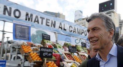 Venezuela.- Macri renuncia a activar la cláusula democrática contra Venezuela tras la victoria de la MUD