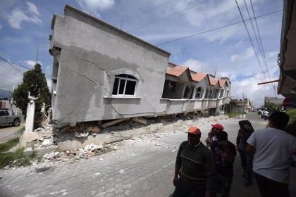 Un terremoto de magnitud 5,7 sacude la capital de Guatemala