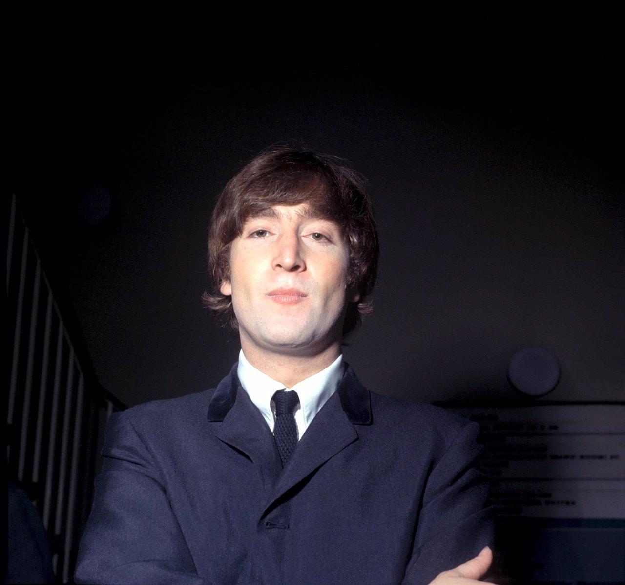 Los Beatles: John Lennon