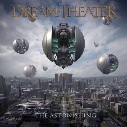 Escucha el primer avance del nuevo álbum de Dream Theater: The Astonishing