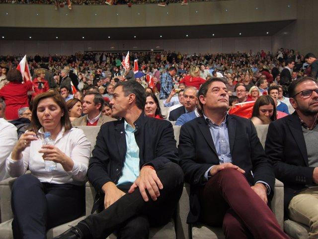 Sánchez y Besteiro, en A Coruña