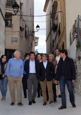 El cabeza de lista del PP al Congreso por Alicante, García Margallo