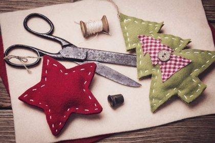 10 manualidades de Navidad para decorar la casa con los niños