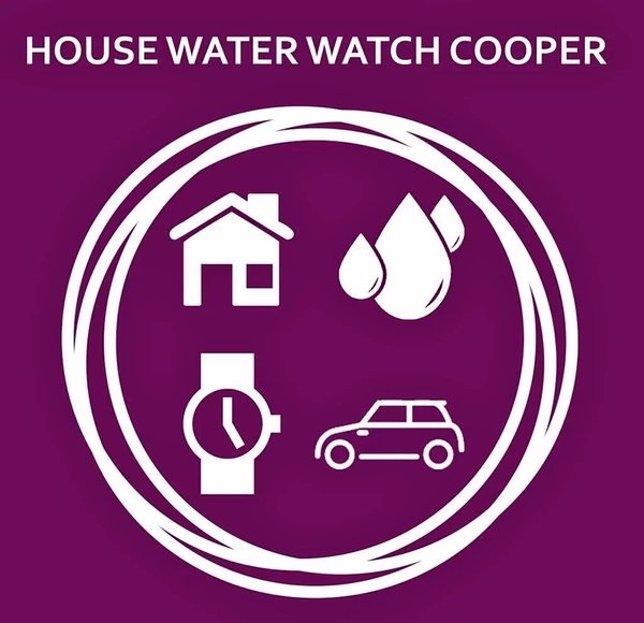 House Water Watch Cooper logo