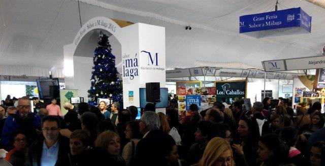 IV Gran Feria Sabor a Málaga 2015