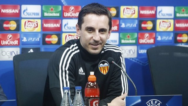 Gary Neville (Valencia)