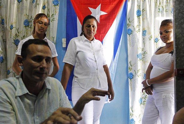 Disidente cubano José Daniel Ferrer, líder de UNPACU