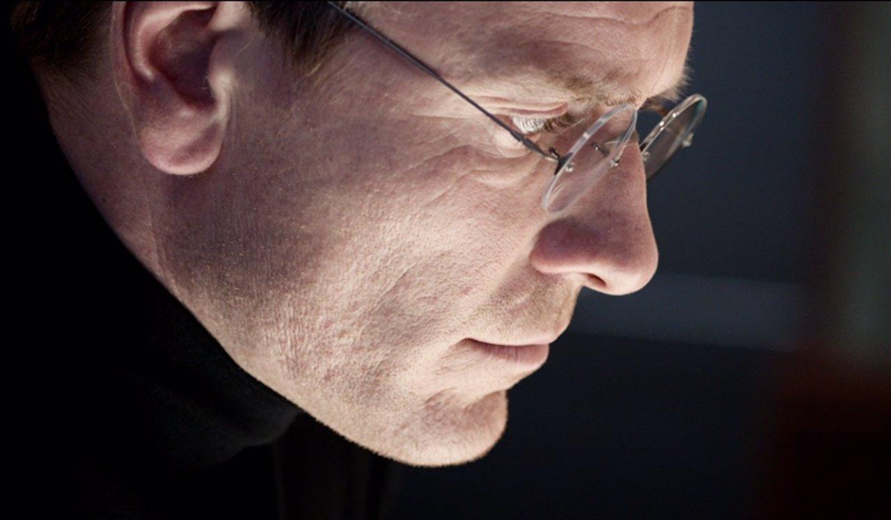 Fassbender en Steve Jobs