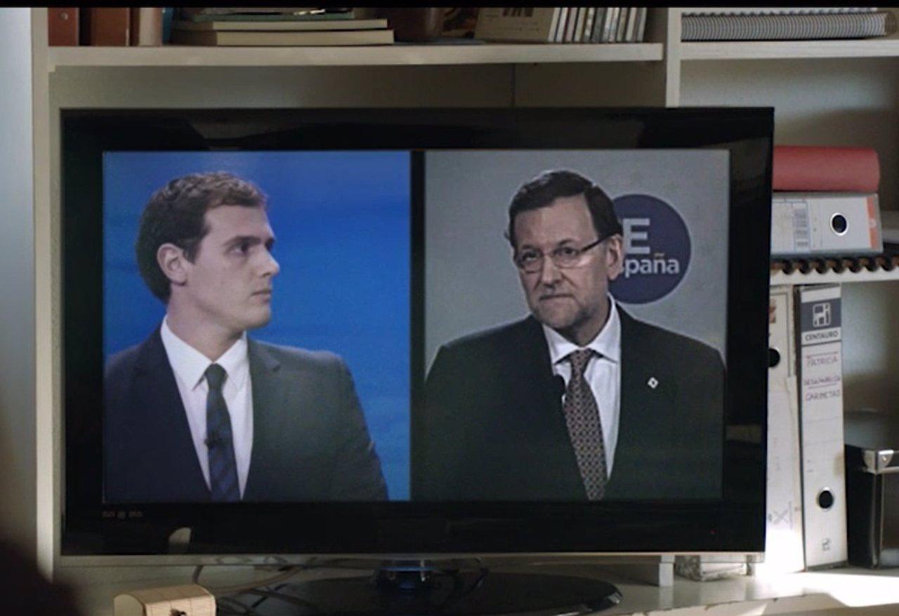 Imagen del nuevo vídeo del PSOE,