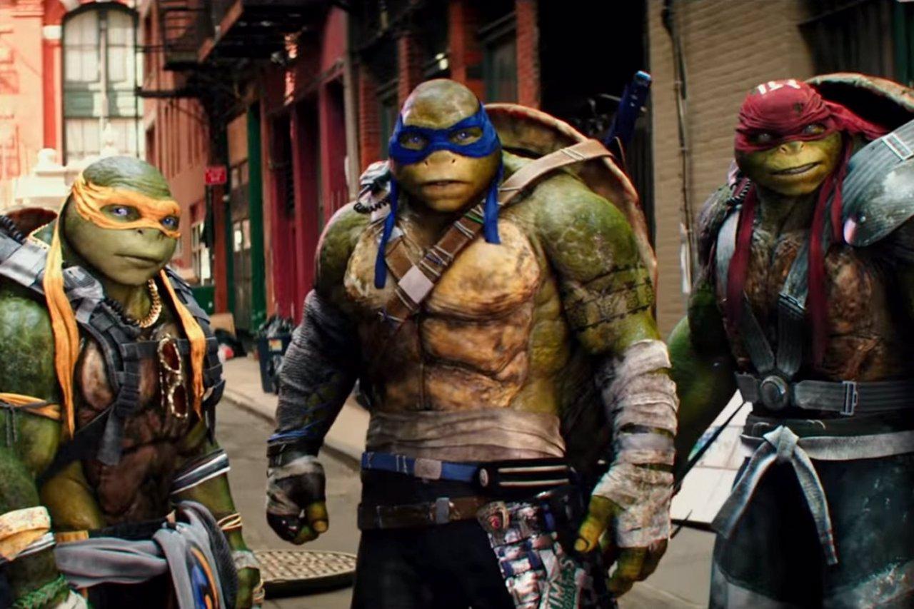 Ninja Turtles: Fuera de las sombras