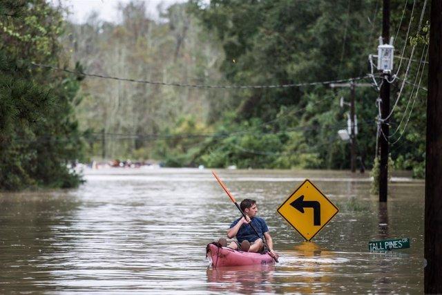 Inundación carolina del sur