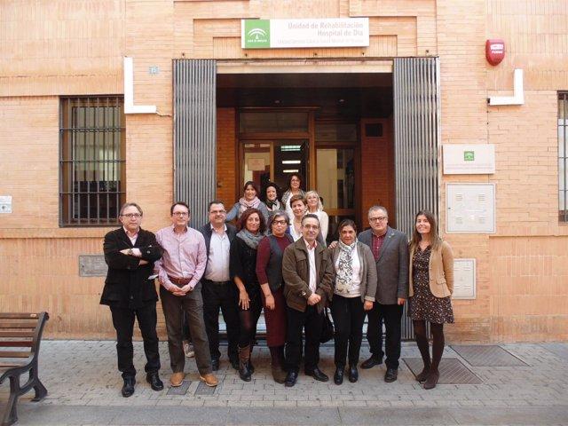 Nuevo hospital de día de salud mental para pacientes adultos en Huelva.