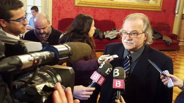 Director de IB3, Andreu Manresa