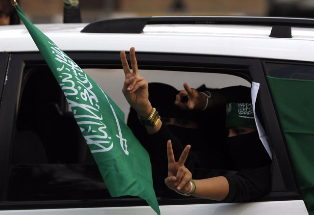 Mujeres En Arabia Saudí