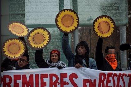 COP21.- Amigos de la Tierra denuncia que el último borrador aleja las opciones para enfrentarse al cambio climático