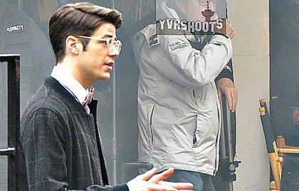 The Flash: ¿Primeras imágenes del Barry Allen de Tierra 2?