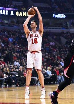 Pau Gasol en Los Angeles Clippers - Chicago Bulls
