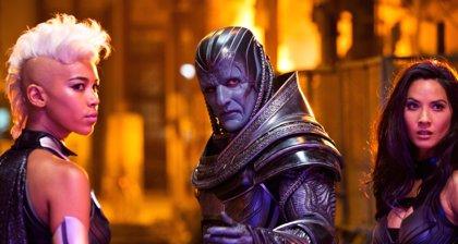 Filtradas imágenes del tráiler de X-Men: Apocalypse