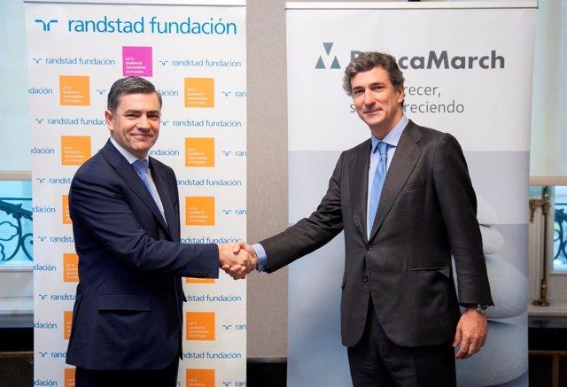 Banca Marcha y Randstad