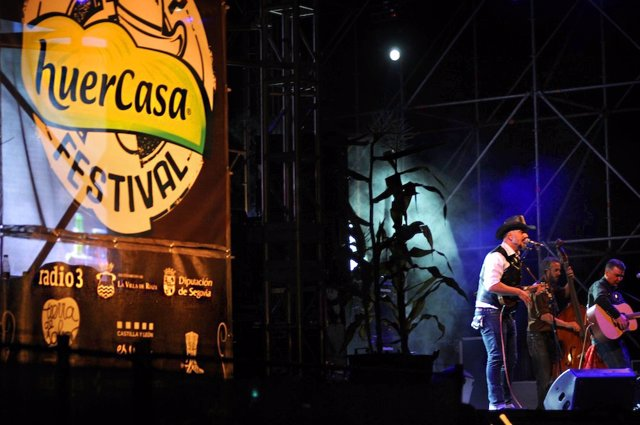 Primera edición de Huercasa Festival.