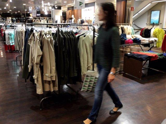 Compras, comercio, rebajas, consumo, precios, ropa