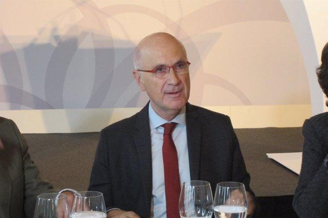 El líder de Unió, Josep Antoni Duran (Archivo)
