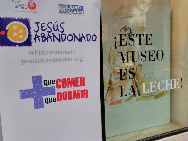 MUSEO RAMÓN GARA Y JESÚS ABANDONADO, JUNTOS EN ESTE MUSEO ES LA LECHE