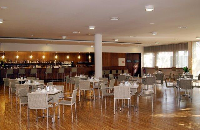 Cafetería Palacio Exposiciones Santander