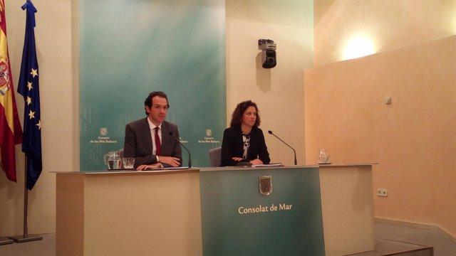 Rueda de prensa posterior al Consell de Govern del 11 de diciembre