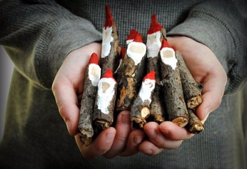 16 adornos de Navidad para hacer a mano fciles y originales