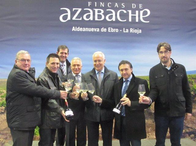 Nueva bodega Viñedos Aldeanueva