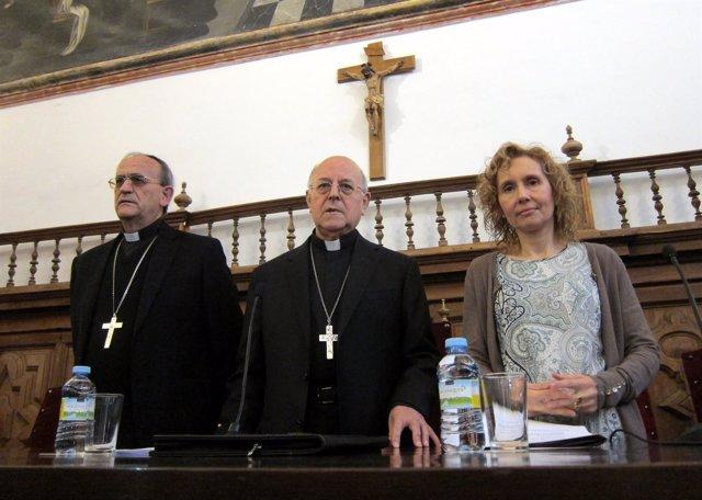 El Presidente De La Conferencia Episcopal En La UPSA.