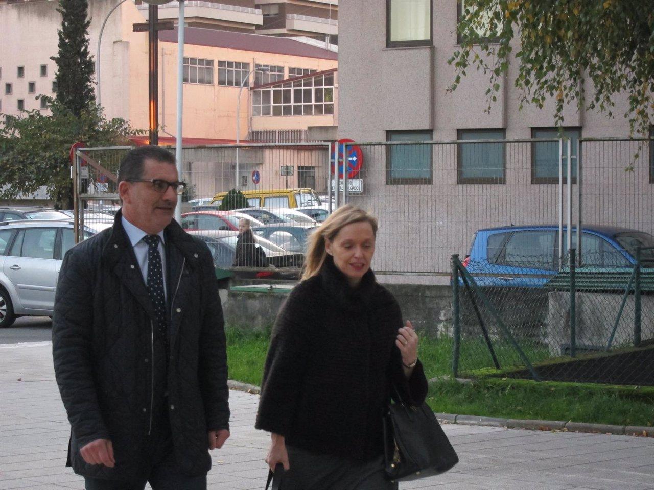Ángel Rivas declara en el juzgado