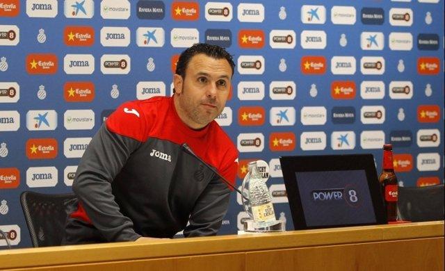 Sergio González Espanyol