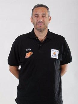 Jota Cuspinera, nuevo entrenador del Fuenlabrada
