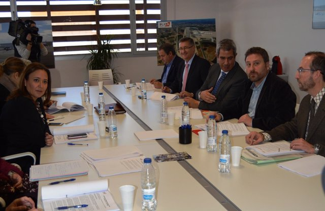 Consejo de administración del aeropuerto de Teruel