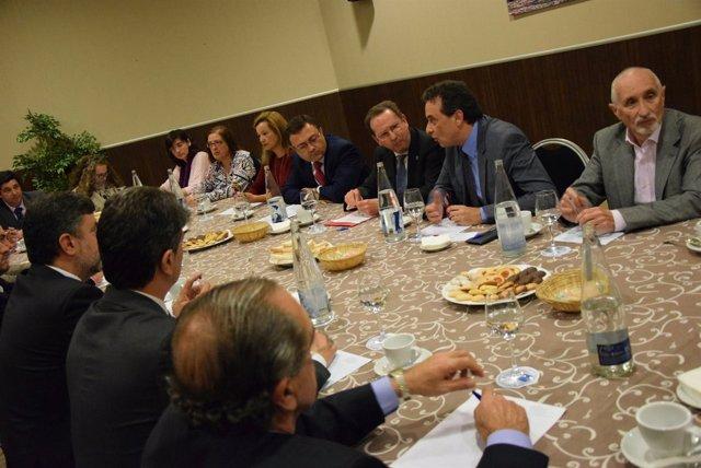 (CON FOTOS) Heredia Apuesta Por Una Reforma Consensuada Del Sistema Judicial Esp